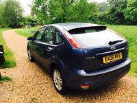 Stunning automatic Ford Focus with low mileage and new Mot