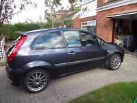 Great Condition 56 Plate Ford Fiesta Zetec S 1.6 Low miles