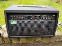 Trace Acoustic TA50R amp - (original UK version with XLR DI outputs) guitar + microphone channels