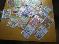 Lots of Card making & Scrapbook items