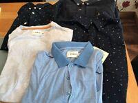 mens farah shirts and tops