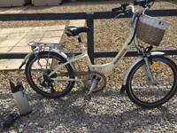 Axcess Exmoor Ladies Electric Bike