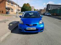 2010 Toyota Aygo 1.0 Automatic 5dr A/C