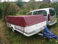 FOR SALE Pennine Fiesta 2+2 trailer tent