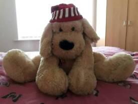 Beautiful Soft Big Cuddly Dog 72cm