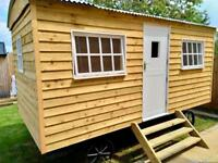 Shepherds hut for sale