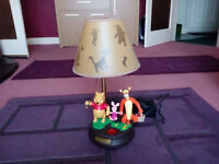 Winnie the pooh pigglet and tigger light