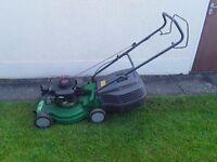 Lawn mower spares or repair