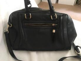Uterque leather bag