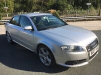 AUDI A4 2.0TDI S-LINE AUTO (IMMACULATE CONDITION)