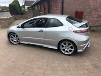 Honda Civic type R. **Low mileage**