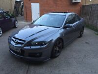 Mazda 6mps 4wheel drive 2.3 turbo 300bhp