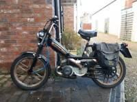 Motobecan 50cc moped