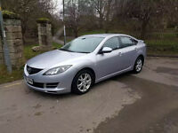 2008 Mazda 6 TS 2.0d, Economical, Great condition, Service history, Cruise, Climate, Isofix, Diesel