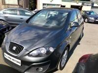 SEAT ALTEA 1.9 TDI DIESEL, 2010 **FINANCE THIS TODAY FROM AS LITTLE AS £26 A WEEK**