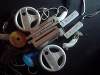 """""""open2offers"""" Nintendo wii plus controls and games"""