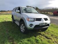 Mitsubishi l200 warrior pick up
