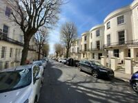 Newly refurbished, spacious two bedroom top floor maisonette flat close to Brighton seafront