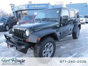 2010 Jeep WRANGLER UNLIMITED Sport - AUTO/ LOW KMS