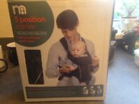 As new Baby Carrier