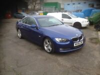 2006 BMW 335D E92, 2 owners, full history, 400bhp and 800Nm torque