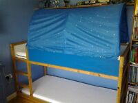 Bunk Bed - Ikea Kura Trofast
