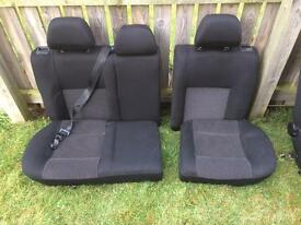 Mk4 Vw Golf front and rear seats