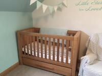 Wanted.. VIB Moderno light oak cot bed