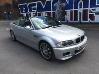 BMW M3 Convertible SMG FULLY LOADED!!!!!!
