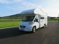 2009 COMPASS AVANTE GARDE 130 5 BERTH MOTORHOME WITH ONLY 8K MILES ANDERSON MOTORHOME SALES