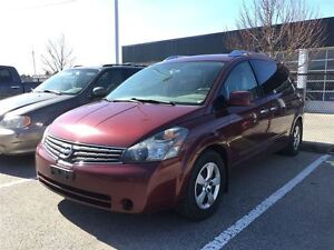 2009 Nissan Quest AS-IS