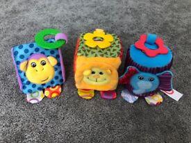 Little tikes jungle blocks
