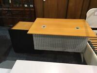Desk and drawer cadine