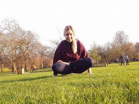 Private yoga classes in East London ॐ + Thai massage