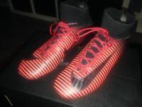 Nike custom made football boots