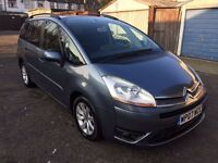 2007 Citroen Grand C4 Picasso 1.6 HDi 16v VTR+ 5dr HPI Clear Full Service History @07445775115@