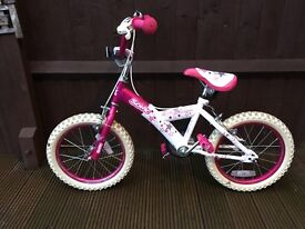 Girls bike 16inch