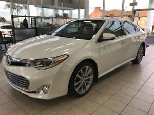 2015 Toyota Avalon XLE GPS CAMERA DE RECUL BLUETOOTH CUIR