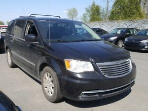2016 Chrysler Town & Country TOURING STOW N'GO  NAV  CAMERA DE R