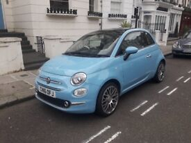 Fiat 500 lounge 2016 imaculate inside and out