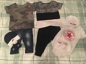 0-3 baby boys bundle
