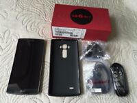 LG G Flex2 - Excellent great condition. New tempered glass...and original BOX and Accessories.