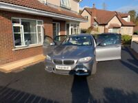 BMW, 5 SERIES, Saloon, 2012, Semi-Auto, 1995 (cc), 4 doors