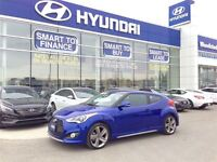 2014 Hyundai Veloster TURBO!AUTO COMPANY DEMO SAVE BIG $$$$$$