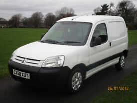 SUPERB VAN LOW MILEAGE
