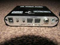 HD audio decoder