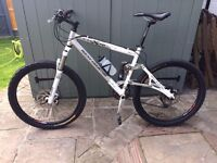 Rocky Mountain - Double Suspension mountain bike FOR SALE - Berkhamsted