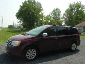 2008 Chrysler Town & Country Touring, 7 places, Bluetooth