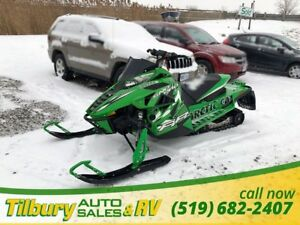 2013 ARCTIC CAT F1100 Turbo RR SNO PRO RR TURBO