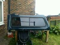 Ford ranger canopy with keys